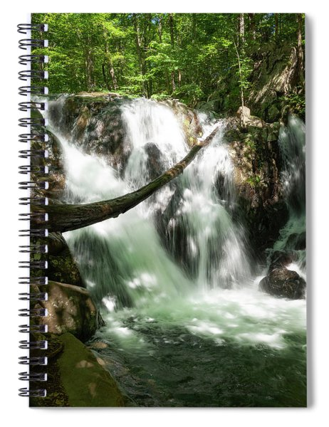 Rose River Falls 1 Spiral Notebook