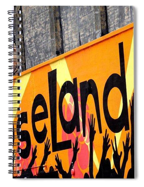 Roseland Ballroom In Nyc Spiral Notebook