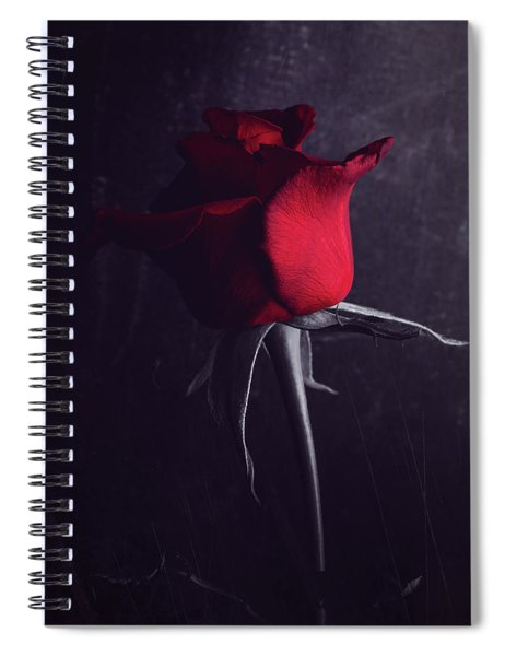 Roses Are Red... Spiral Notebook