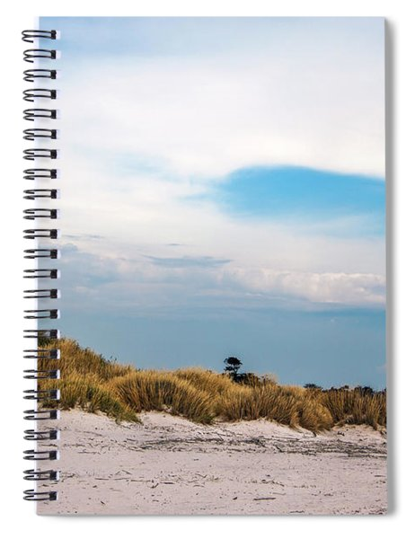 Rosignano Beach Spiral Notebook
