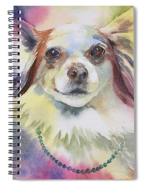 Roux Spiral Notebook