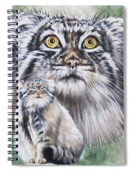 Rowdy Spiral Notebook