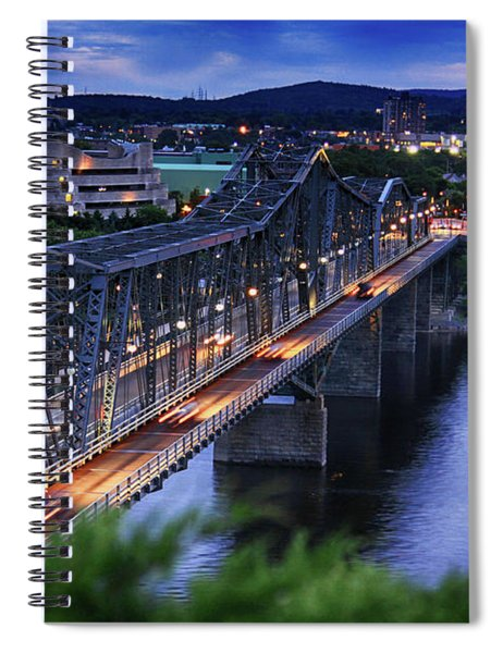 Royal Alexandra Interprovincial Bridge Spiral Notebook
