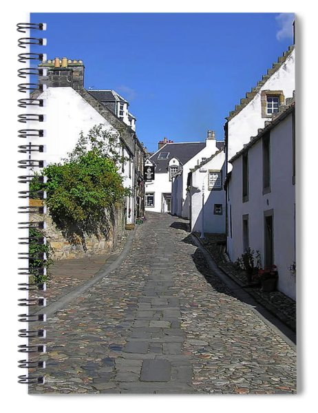 Royal Culross Spiral Notebook