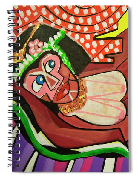 Royalty Queen Spiral Notebook