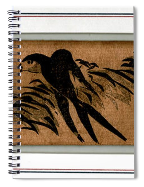 Roys Collection 3 Spiral Notebook