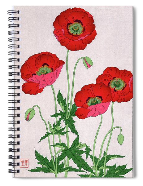 Roys Collection 7 Spiral Notebook