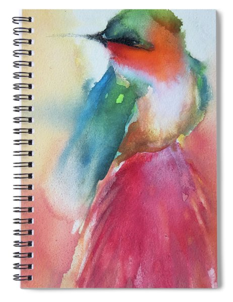 Be Still And Know Spiral Notebook