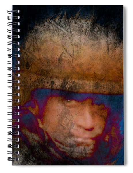 Running On Faith Spiral Notebook