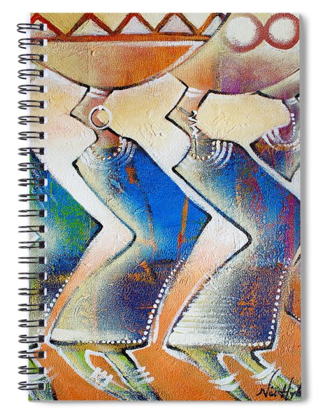 Rural Traders Spiral Notebook
