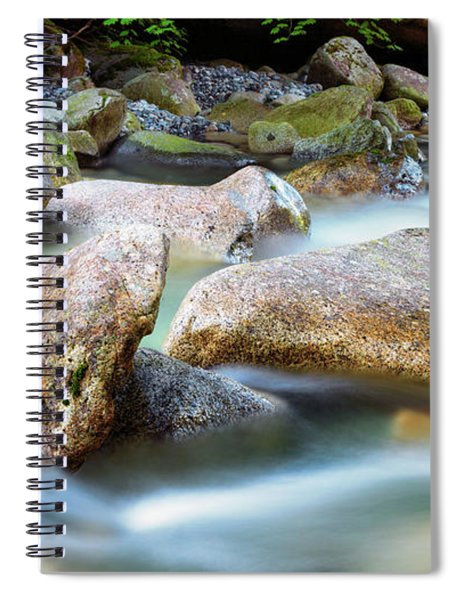 Rushing Water Spiral Notebook