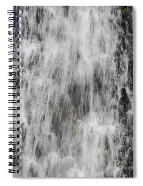 Rushing Waterfall Spiral Notebook