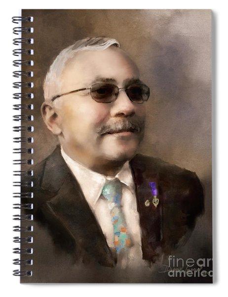 Russell G. Spiral Notebook