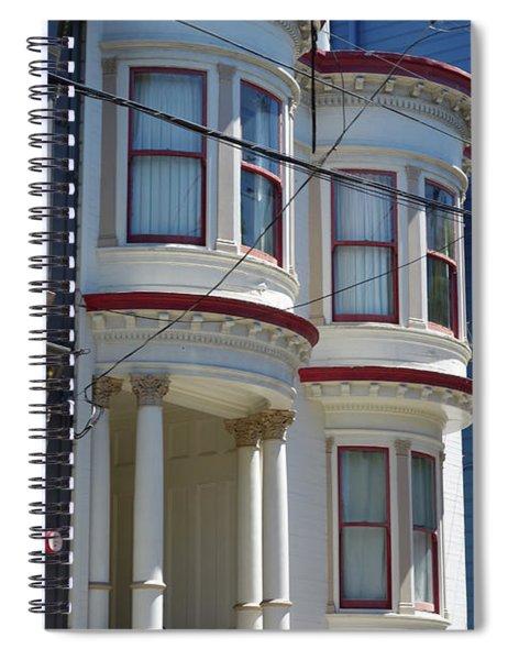 Russian Hill Spiral Notebook