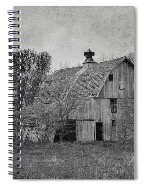 Rustic And Ramshackle Spiral Notebook