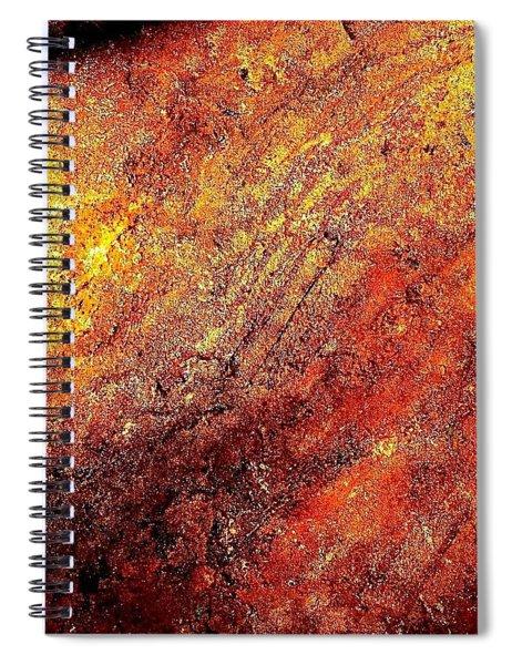 Rusty Flirt Spiral Notebook