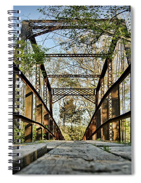 Englewood Bridge Spiral Notebook