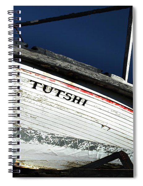 S. S. Tutshi Spiral Notebook