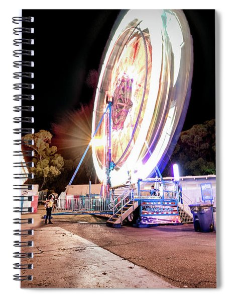 Sacramento State Fair- Spiral Notebook