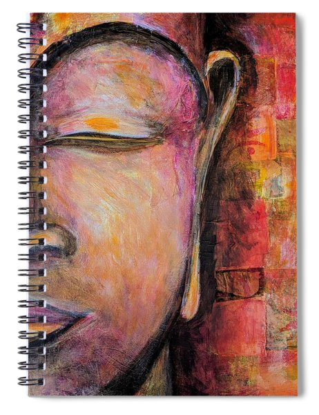 Sacred Silence Spiral Notebook
