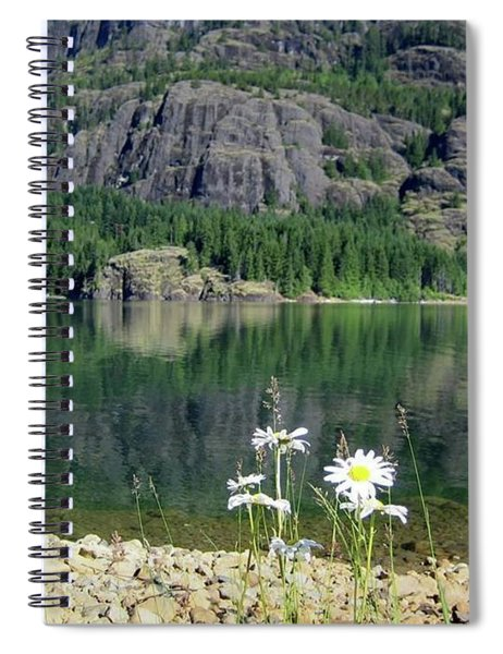 Sacred Space Spiral Notebook