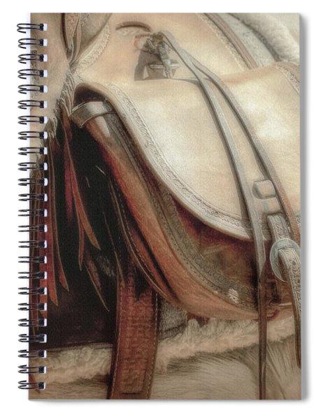 Saddle Bag Spiral Notebook