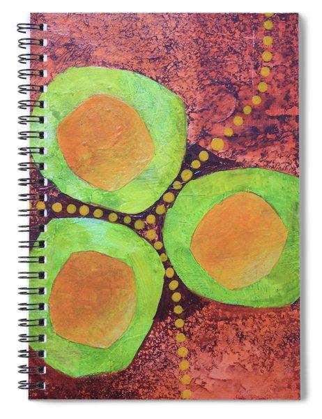 Safe Zones Spiral Notebook