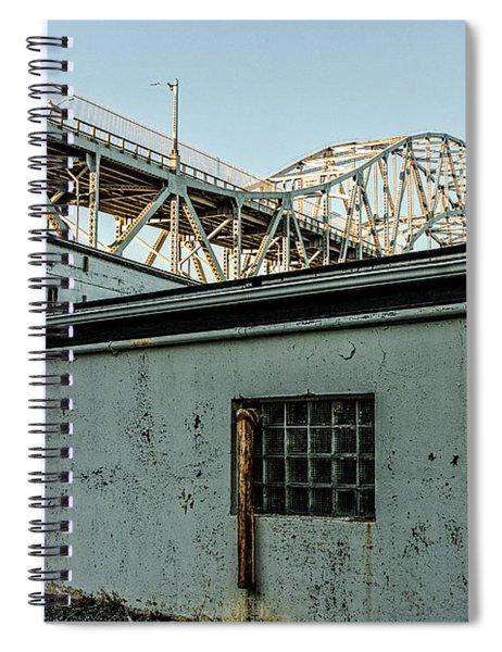 Sagamore Bridge Spiral Notebook