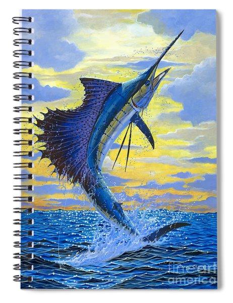 Sailfish Point Off00158 Spiral Notebook
