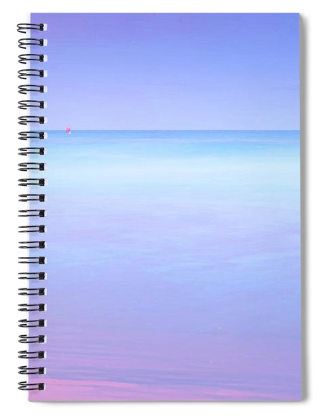 Sailing Away Spiral Notebook
