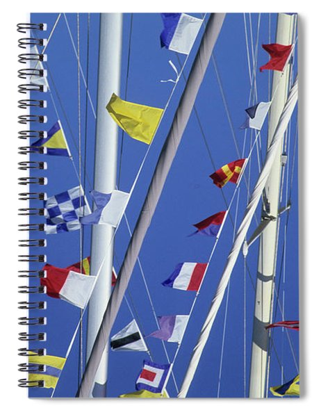 Sailing, General Spiral Notebook