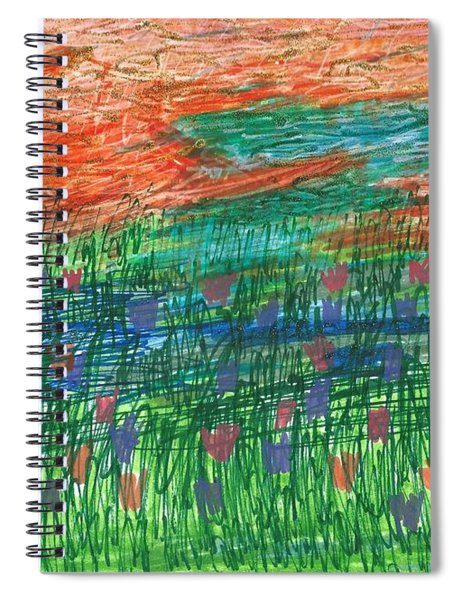Sailors' Delight Spiral Notebook