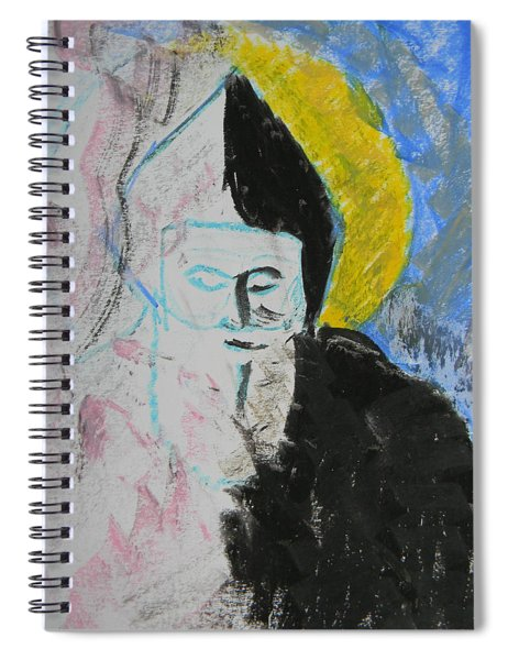 Saint Charbel Spiral Notebook