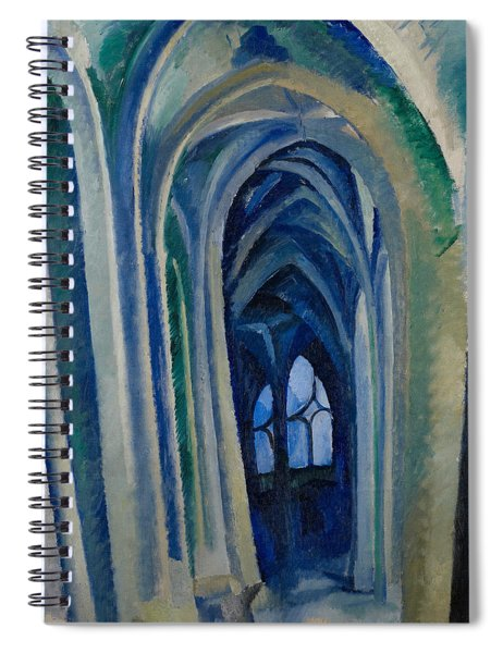 Saint-severin Spiral Notebook