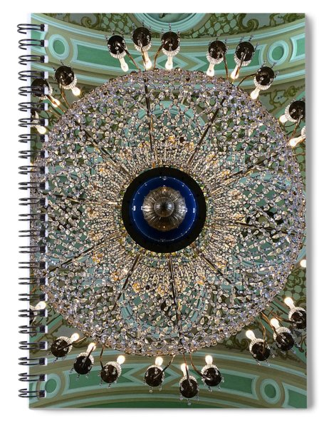 Saints Peter And Paul Fortress Spiral Notebook
