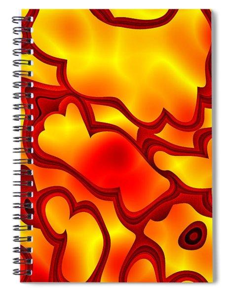 Salpornis Spiral Notebook