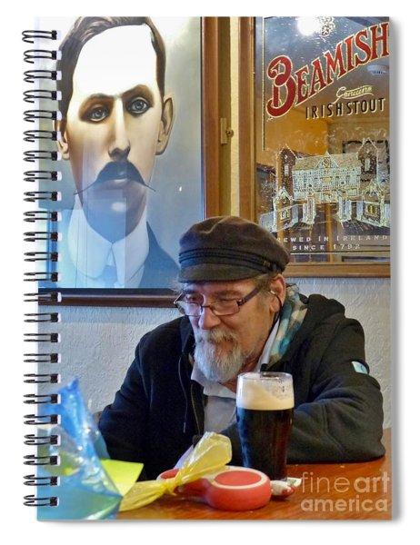 Salt House Patron Spiral Notebook
