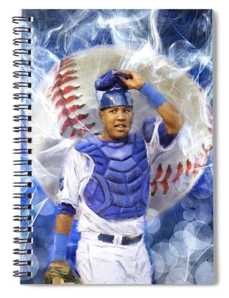 Salvy The Mvp Spiral Notebook