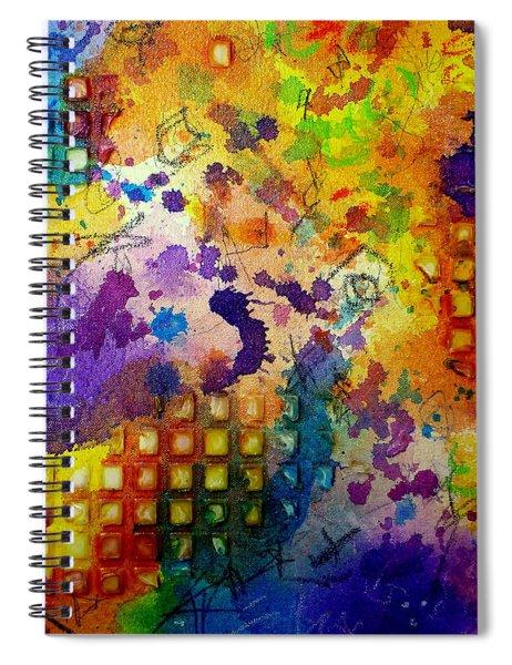 Same Old Story Spiral Notebook