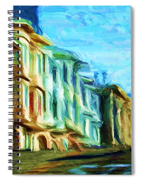 Frisco Street Homes Spiral Notebook