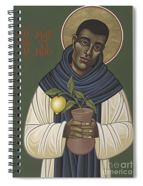 San Martin De Porres 213 Spiral Notebook