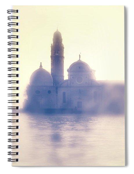 San Michele Spiral Notebook