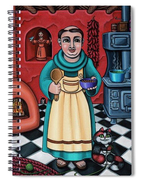 San Pascual Paschal Spiral Notebook