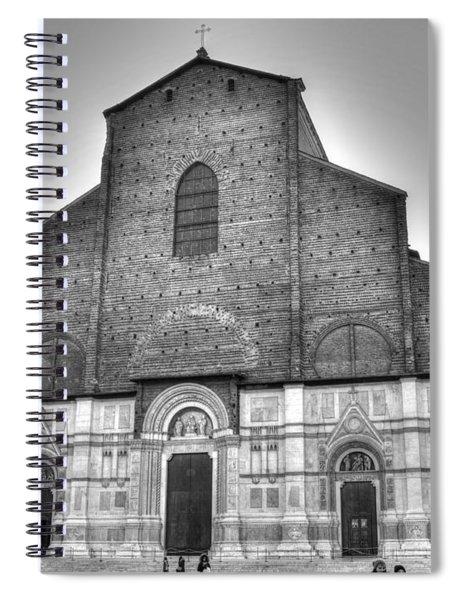 San Petronio Basilica Spiral Notebook
