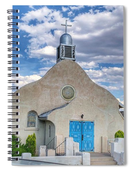San Ysidro Catholic Church  Spiral Notebook
