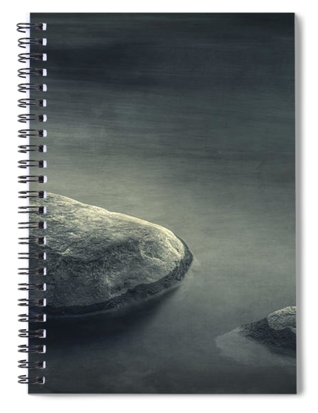 Sand And Water Spiral Notebook