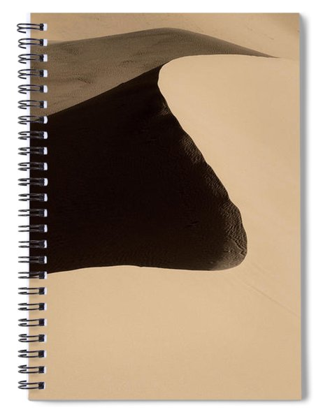 Sand Spiral Notebook