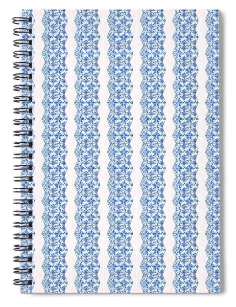 Sand Dollar Delight Pattern 5 Spiral Notebook