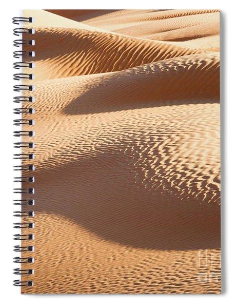 Sand Dunes 1 Spiral Notebook