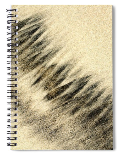 Sand Painting Spiral Notebook